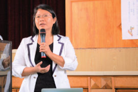 Transkulturelles Training China